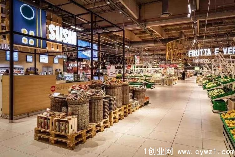 超市没什么生意靠什么赚钱?